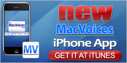MacVoices iPhone App