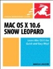 Mac OS X 10.6 Snow Leopard Visual QuickStart Guide