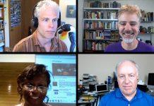 Adam Engst, Joe Kissell, Chita Hunter, Chuck Joiner