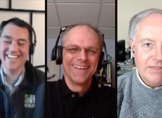 Barry Fulk, Mike Potter, Chuck Joiner