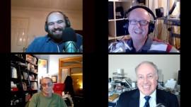 Bart Busschots, Don McAllister, Bob LeVitus, Chuck Joiner