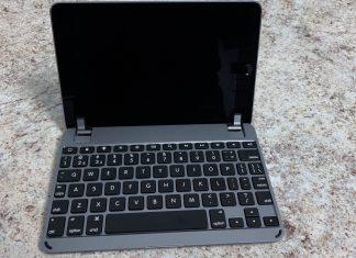 Brydge Keyboard for iPad mini 4