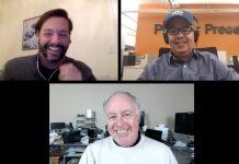 Charles Edge, Julio Ojeda Zapata, Chuck Joiner
