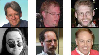 Christopher Breen, Bryan Chaffin, Adam Engst, Andy Ihnatko, Ted Landau, Chuck Joiner