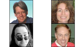 Christopher Breen, Tonya Engst,, Andy Ihnatko, Chuck Joiner