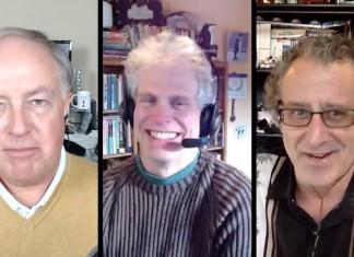 Chuck Joiner, Adam Engst, Bob LeVitus