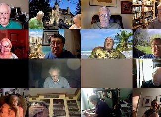 Chuck Joiner, Adam Engst, Virginia Macintosh Users' Group