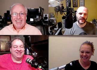 Chuck Joiner, Brett Terpstra, David Ginsburg, Brittany Smith
