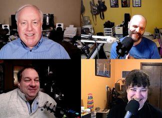 Chuck Joiner, Brett Terpstra, David Ginsburg, Kelly Guimont