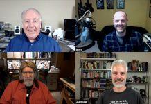 Chuck Joiner, Brett Terpstra, Wally Cherwinski, Joe Kissell