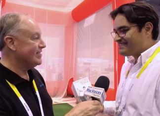 Chuck Joiner, Cedric Mangaud of PIQ