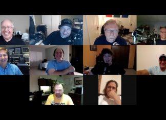 Chuck Joiner, David Ginsburg, Jeff Gamet, Mike Potter, Chuck La Tournous, Frank Petrie, Kelly Guimont, Norbert Frassa, Mike Bronner, LBJ Nixon