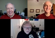 Chuck Joiner, Dr. Robert Carter, Jeff Gamet