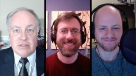Chuck Joiner, Jeff Carlson, Dan Moren
