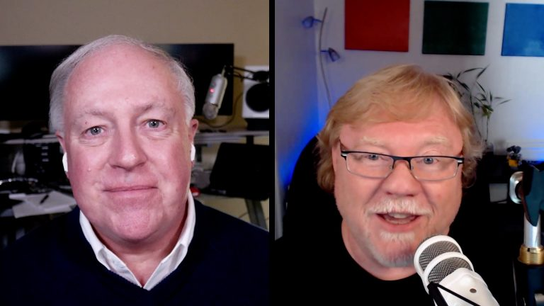 MacVoices #21065: The First 'Up To Speed' with Jeff Gamet
