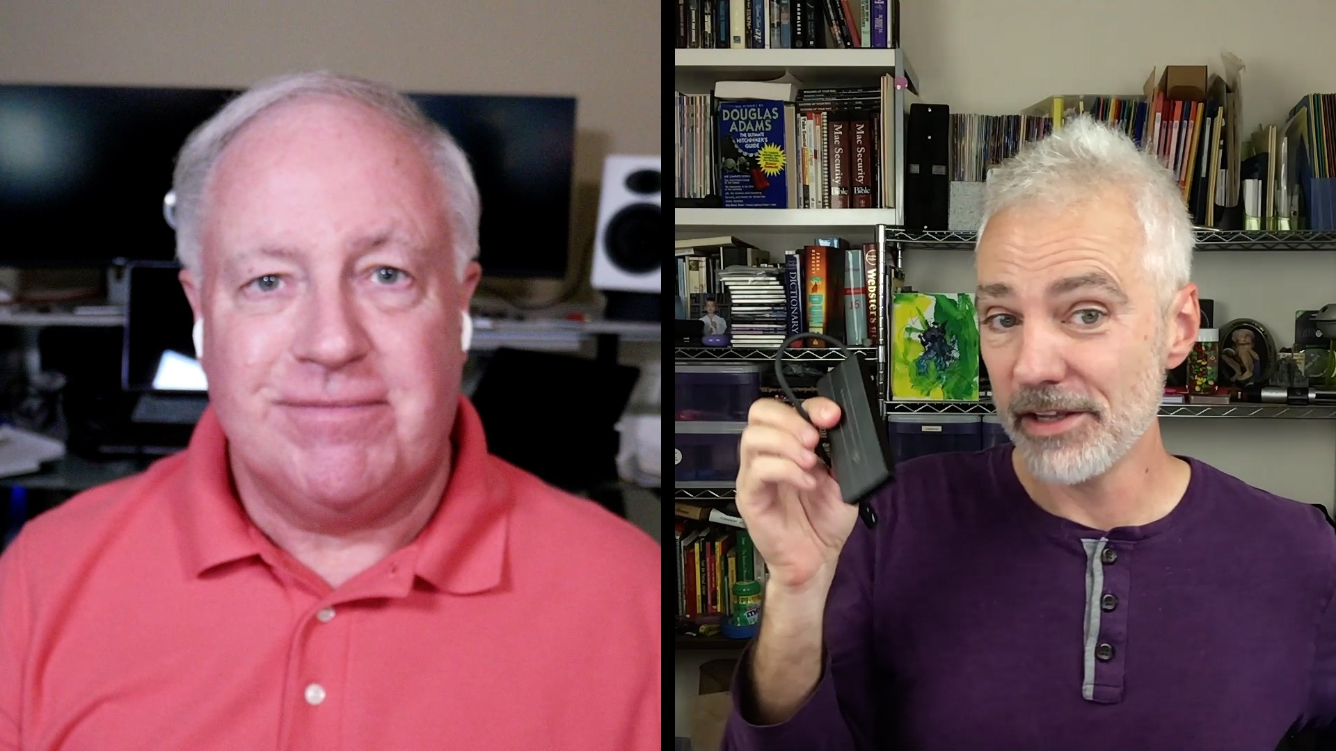 MacVoices #21092: Joe Kissell Takes Control of Backing Up Your Macs, 4th Edition (2) - MacVoices
