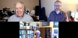 Chuck Joiner, Josh Centers, Adam Engst