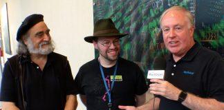 Chuck Joiner, Ken Case, Sal Soghoian