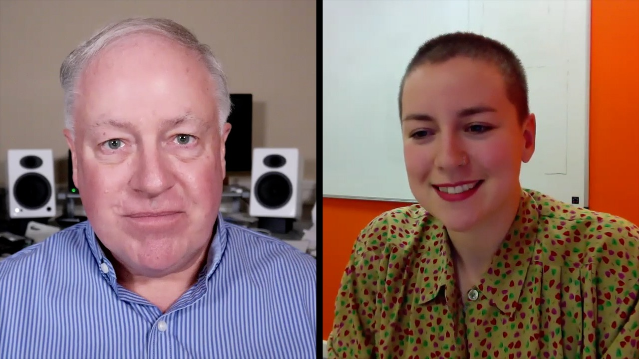 MacVoices #19254: Kirstie Tostevin of FXhome On New Upgrades to HitFilm and Imerge