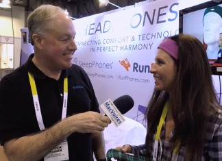 Chuck Joiner, Lisa Vella of AcousticSheep