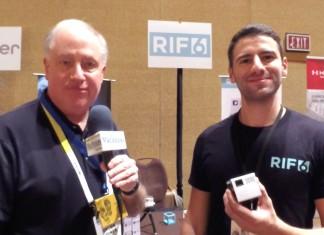 Chuck Joiner, Mark Rosenthal of RIF6