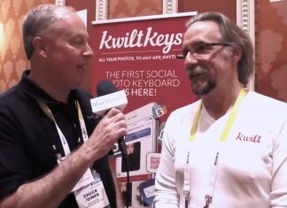 Chuck Joiner, Michel Coderre of Kwilt