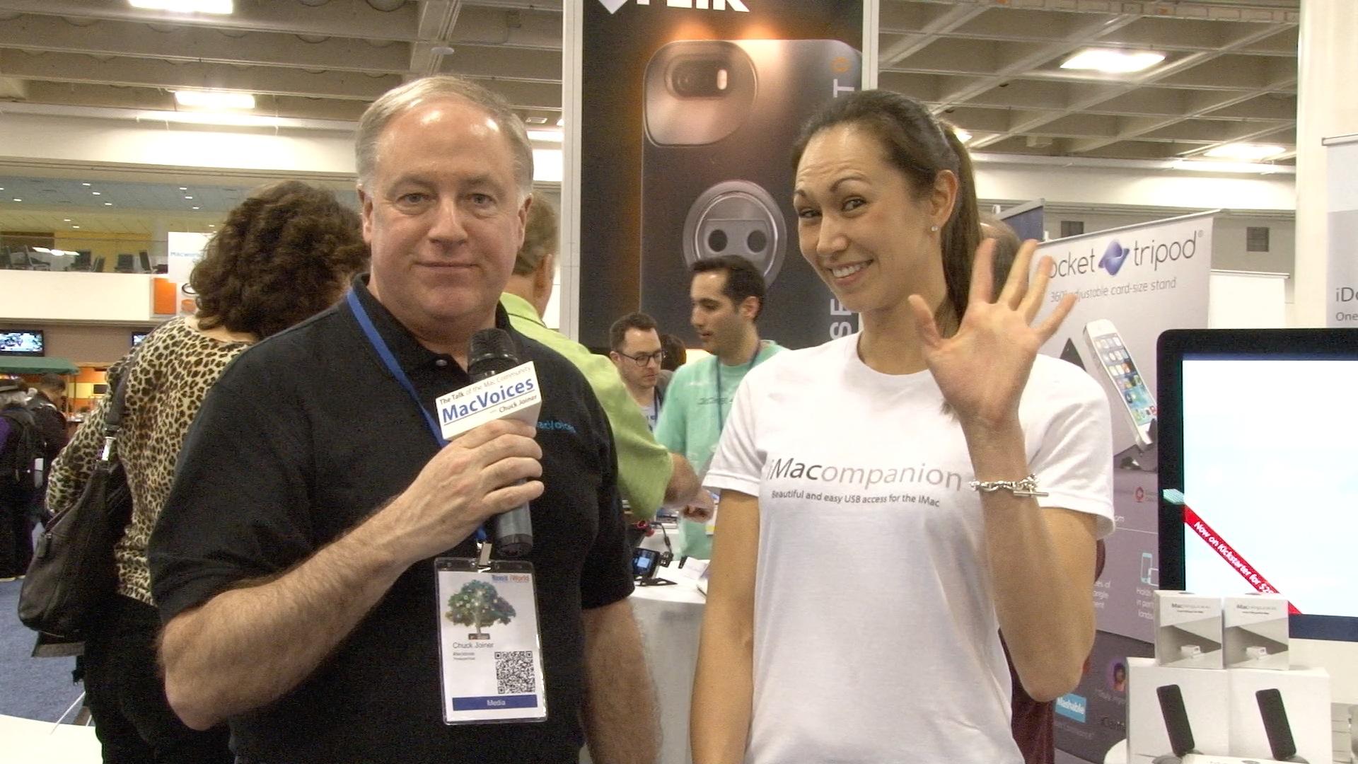 Chuck Joiner, Nathalie De Clercq