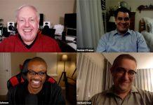 Chuck Joiner, Norbert Frassa, Frederick Van Johnson, Mike T. Rose
