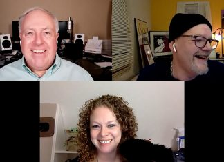 Chuck Joiner, Peter Cohen, Brittany Smith