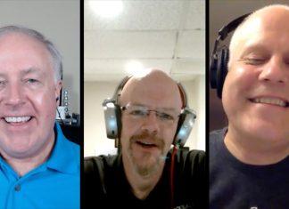 Chuck Joiner, Peter Cohen, John Voorhees
