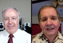 Chuck Joiner, Ray Robertson