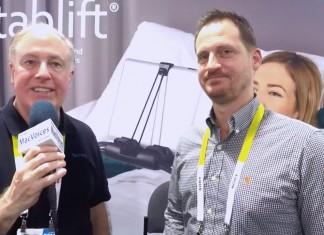 Chuck Joiner, Scott Blevins of tablift