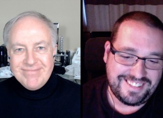 Chuck Joiner, Sean Mullen of Rampant Design Tools