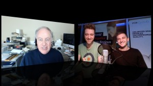Chuck Joiner, Sergey Kurdyashov, Josh Brown