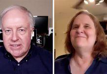 Chuck Joiner, Shelly Brisbin
