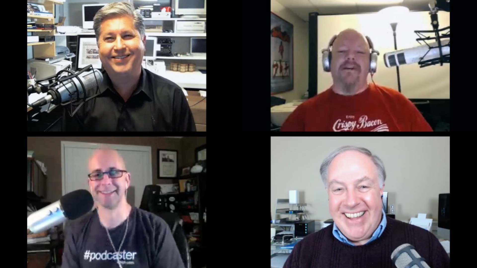 Chuck La Tournous, Peter Cohen, Rob Walch, Chuck Joiner