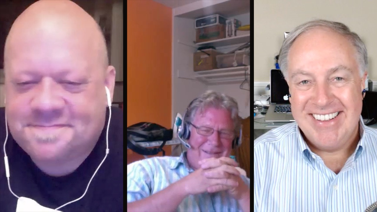 Dan Berube, Michael Horton, Chuck Joiner