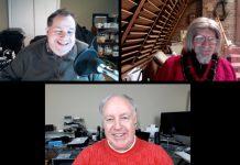 David Ginsburg, Wally Cherwinski, Chuck Joiner