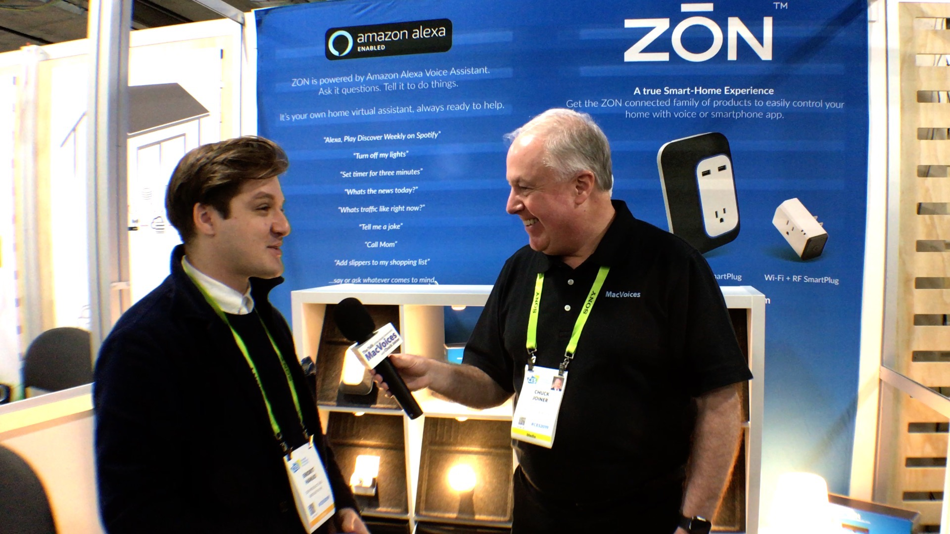CES - Zon Simplifies The Smart Home Experience