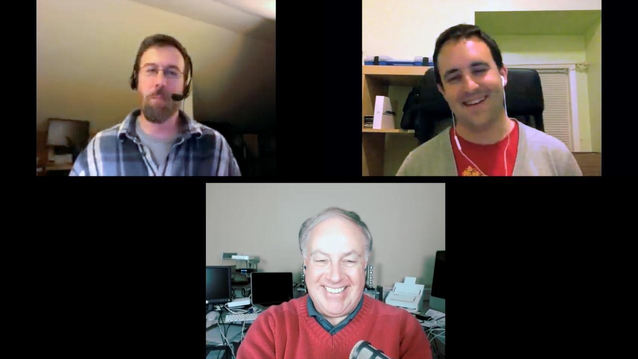 Jeff Carlson, David Chartier, Chuck Joiner