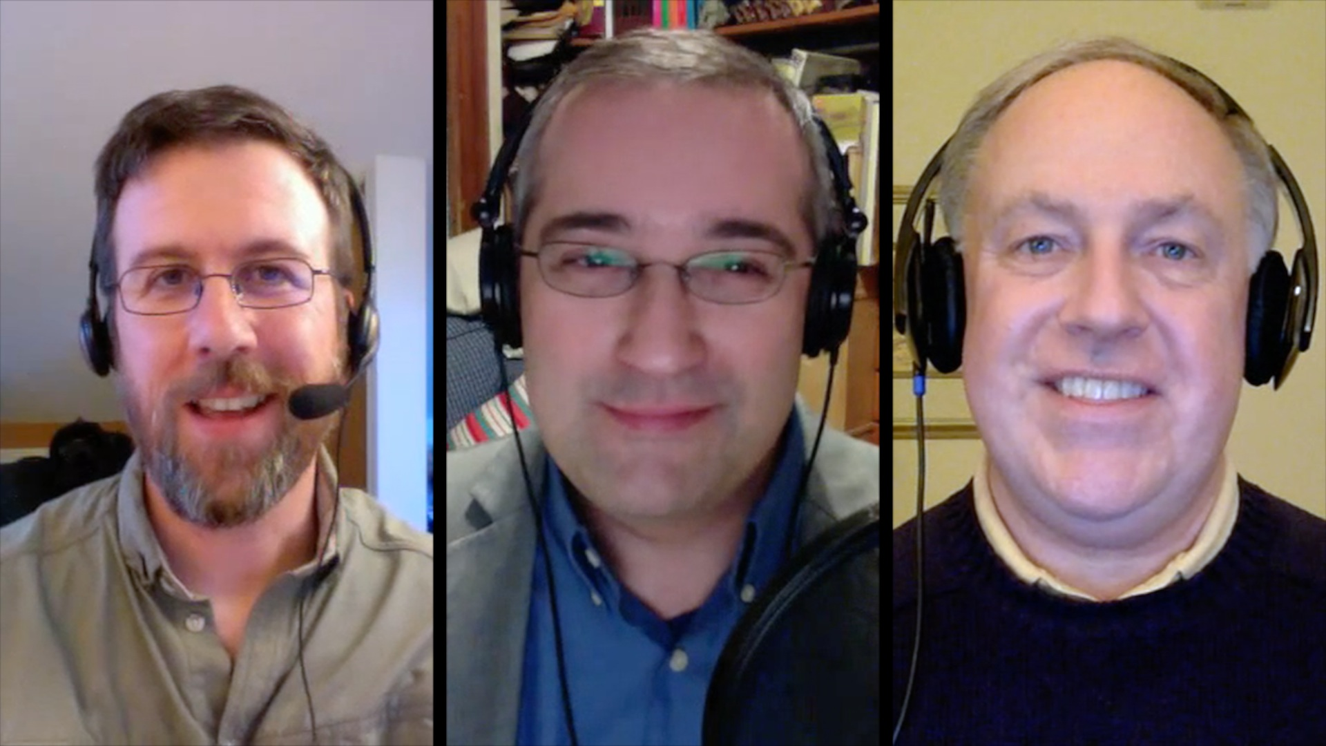Jeff Carlson, Michael T. Rose, Chuck Joiner