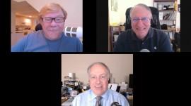 Jeff Gamet, John Martellaro, Chuck Joiner