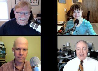 Jeff Gamet, Ken Ray, Kelly Guimont, Chuck Joiner