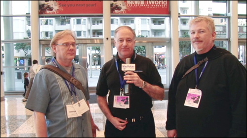 Jeff Gamet, Bryan Chaffin, ChuckJoiner