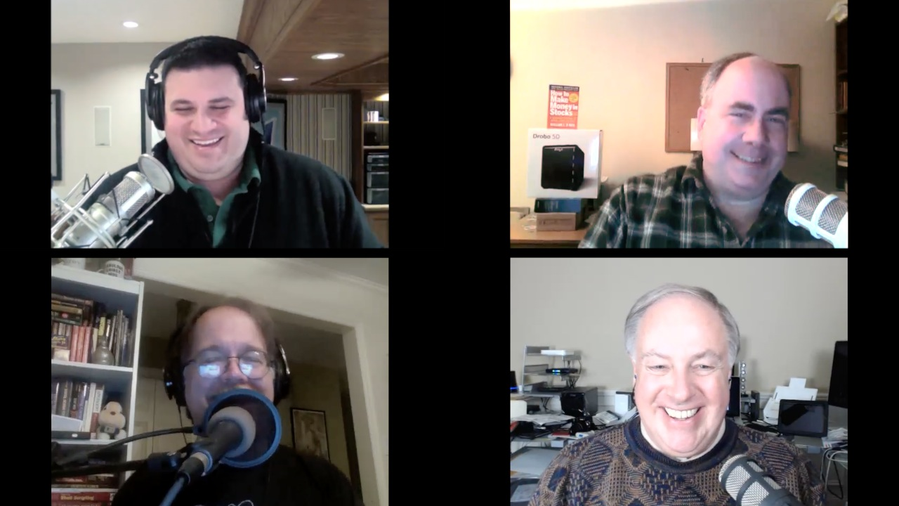 Jim Tanous, Mark Fuccio, John C. Welch, Chuck Joiner