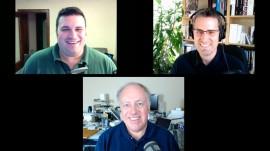 Jim Tanous, Neal Pann, Chuck Joiner