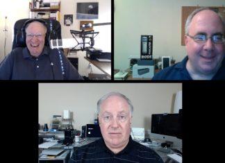 John Martellaro, Mark Fuccio, Chuck Joiner
