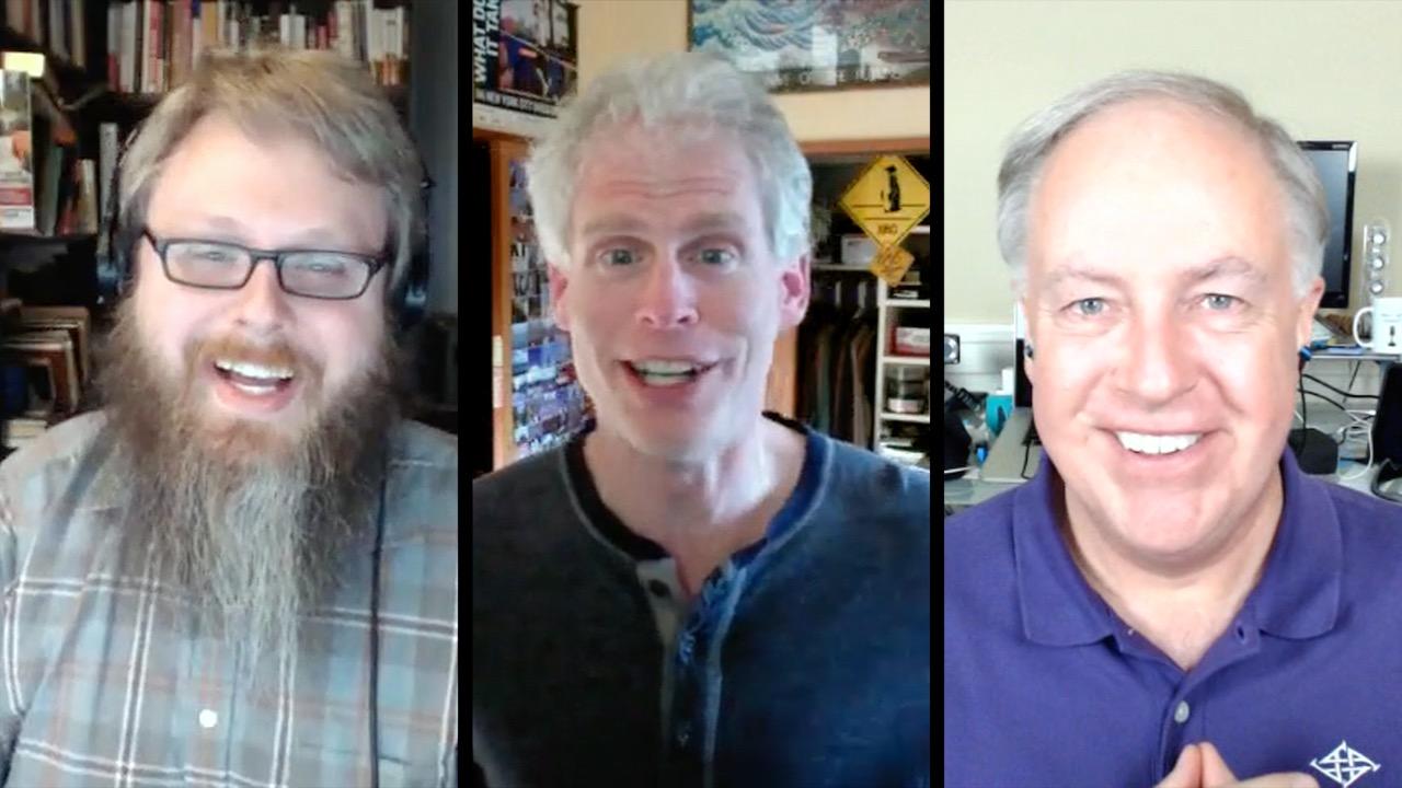 Josh Centers, Adam Engst, Chuck Joiner