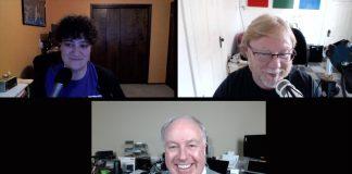 Kelly Guimont, Jeff Gamet, Chuck Joiner