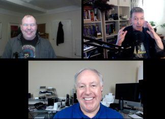 Kirk McElhearn, Doug Adams, Chuck Joiner